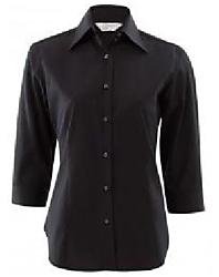 Damesoverhemd 3/4 mouw 26051 - 1