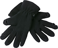 Fleece gloves (open duim & wijsvinger) - 1