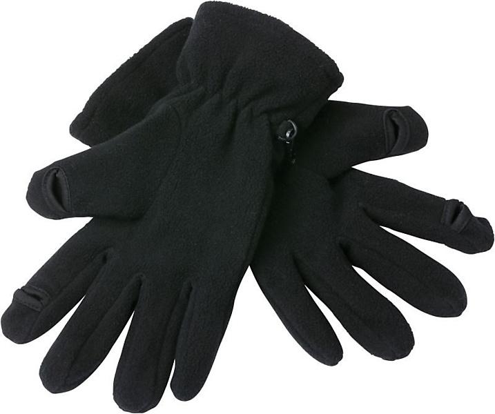 Fleece gloves (open duim & wijsvinger) - 1