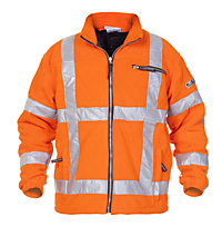 Fleecejack Turijn RWS oranje - 1