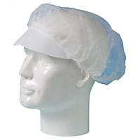 Haarnet Baret met klep - 1