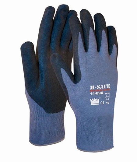 Handschoen M-Flex Nitril - 1