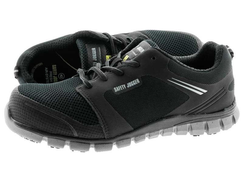 Ligero Safety Jogger S1P zwart laag - 1