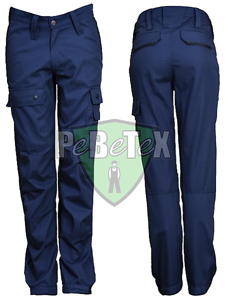 Pantalon worker doordraag - 1
