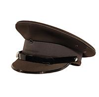 Pet met klep, model Politie - 1