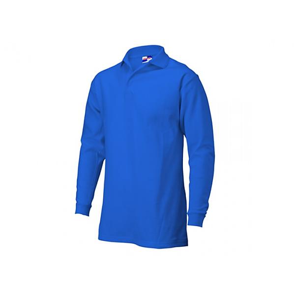 Poloshirt lange mouw - 1