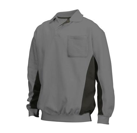 Polosweater Bi-colour TS-2000 - 1