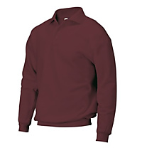 Polosweater met boord PSB280 - 1