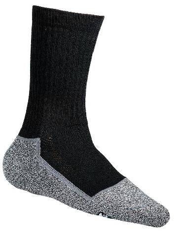 Sok Bata Nevada zwart/grijs - 1