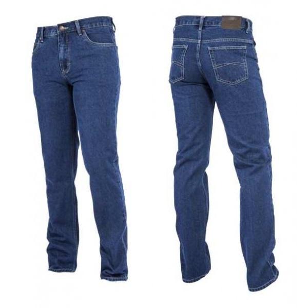 Spijkerbroek recht Tom - 1