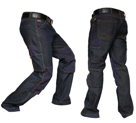 Spijkerbroek Toolbox-C - 1