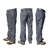 Spijkerbroek Toolbox-M - 1