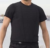 T-Shirt  t.b.v. steekwerend vest - 1