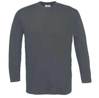 T-shirt B&C Exact lange mouw - 1