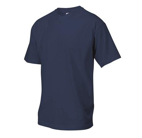 T-shirt V-hals - 1