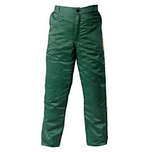 Zaagbroek 49-140 groen - 1